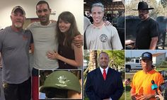 Orlando shooting hero cops including off-duty officer and the SWAT team | Daily Mail Online