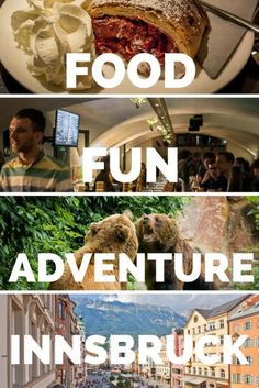 Food Fun & Adventure in Innsbruck, Austria