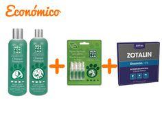 #Pack #antiparasitario #económico #básico #protección #parásitos #salud #perros