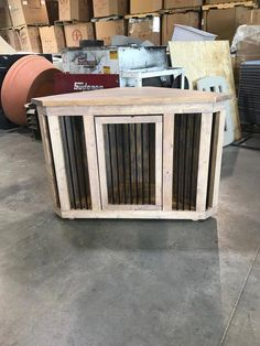 This item is unavailable This Custom Corner Dog Kennel is just one of the custo., This item is unavailable This Custom Corner Dog Kennel is just one of the custo… This item is u, Custom Dog Kennel, Wooden Dog Kennels, Dog Kennel Cover, Diy Dog Kennel, Kennel Ideas, Diy Dog Crate, Easy Pets, Dog Corner, Wood Dog