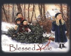 by Robert Duncan Robert Duncan, Old Fashion Christmas Tree, Christmas Scenes, Christmas Pictures, Merry Christmas To You, Vintage Christmas Cards, Christmas And New Year, Christmas Cover, Christmas Christmas