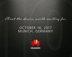 Obejrzyj na żywo wydarzenie premierowe Huawei Mate 10 #Huawei, #Mate, #Premiera, #dobreProgramy