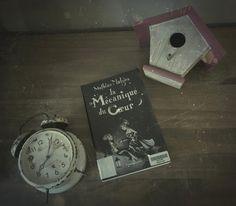 J'ai lu La Mécanique du Coeur de Mathias Malzieu des Editions Flammarion