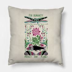 Shop Protect Our Planet Folk Art protect planet pillows designed by as well as other protect planet merchandise at TeePublic. Our Planet, Pillow Design, Folk Art, Planets, Throw Pillows, Twitter, Toss Pillows, Popular Art, Cushions