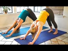 Yoga For Complete Beginners - Relaxation & Flexibility Stretches 15 Minute Yoga Workout - YouTube