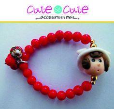 Pulsera para niña #CuteSoCute