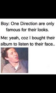 listening to faces?? what??