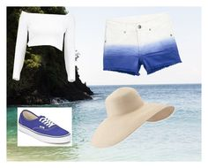 8886ba2041b943 Untitled  6 by dyveun on Polyvore featuring polyvore fashion style Vans  Eric Javits clothing Sperry