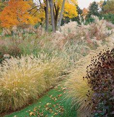 Traditional Garden in Westchester, New York