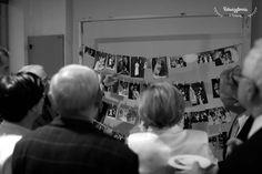 Galeria ślubnych zdjęć wszystkich par zgromadzonych na weselu. Sami zobaczcie, jaki zgromadziła wokół siebie tłum:) #rekwizytorniaandcompany #wesele #koronka #lace #gipsówka #baby'sbreath #burlap #dekoracje