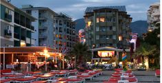 Xperia Saray Beach Hotel  Alanya