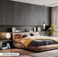 Modern Luxury Bedroom, Master Bedroom Interior, Luxury Bedroom Design, Home Room Design, Master Bedroom Design, Luxurious Bedrooms, Home Decor Bedroom, Home Interior Design, Bedroom Décor