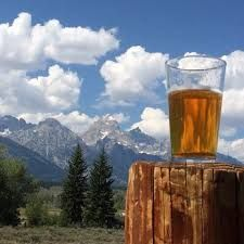 Image result for beer with a view