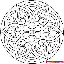 Mandala Calismalari Ile Ilgili Gorsel Sonucu Boyama Sayfalari Mandala Mandala Mandala Art
