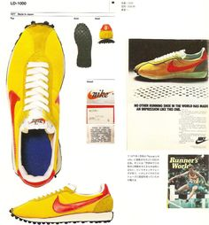 new style 6518a 96cd4 Vintage Nike information database