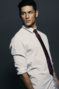 This is Hideo Muraoka. | Meet Hideo Muraoka, Your New Favorite Male Model