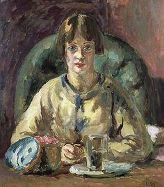 Angelica Bell (1930), Vanessa Bell