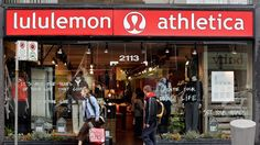Lululemon has yanked its popular black yoga pants from store shelves after it found that the sheer material used was revealing too much of its loyal customers. I Am Canadian, Set Your Goals, Lululemon Pants, Downward Dog, Recent News, Making Waves, Yoga Fashion, Gym Wear, Workout Leggings