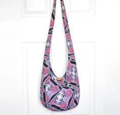 Hobo Bag Cross Body Bag Hippie Purse Sling Bag Boho Bag Slouch