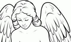 how to draw a weeping angel step 7