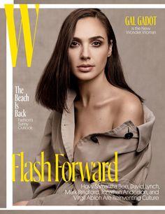 Галь Гадот в W Magazine