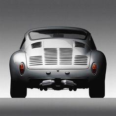 1961 Porsche 356B 1600 GS Carrera GTL Abarth