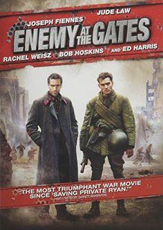 Enemy at the Gates - http://bluraydvdmovie.com/enemy-at-the-gates/
