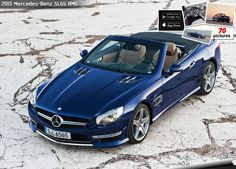 Mercedes Benz SL65 AMG 2013