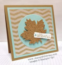 Truly Grateful, Stampin' Up!, Brian King, PP172