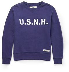 Neighborhood U.S.N.H. Sweatshirt