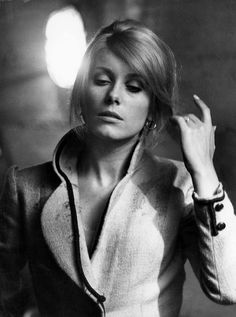 L'album photo de Catherine Deneuve