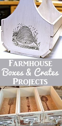 DIY Decorating : 8 Farmhouse Wooden Box and Crate projects! These marvelous DIY Home Décor projects feature Farmhouse or Country Style images, most are painted and many of them use image transfers. Graphics Fairy -Read More – Diy Locker, Diy Wood Wall, Diy Blanket Ladder, Bath Bomb Recipes, Graphics Fairy, Diy Home Decor Projects, Dose, Handmade Home Decor, Valentines Diy