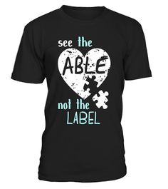 "# See the Able Not The Label Autism Awareness Month T Shirts . Special Offer, not available in shops Comes in a variety of styles and colours Buy yours now before it is too late! Secured payment via Visa / Mastercard / Amex / PayPal How to place an order Choose the model from the drop-down menu Click on ""Buy it now"" Choose the size and the quantity Add your delivery address and bank details And that's it! Tags: Really cute autism awareness month t shirt with quote: see the able not the label…"