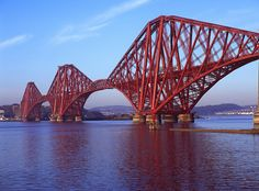 One of Scotland's most iconic landmarks – the Forth Bridge – has been granted World Heritage Status by UNESCO. Here's six other UK sites to visit. Ancient Greek Architecture, Gothic Architecture, Scotland History, Grand Mosque, Red River, Famous Places, Scotland Travel, Vietnam Travel, Art Design