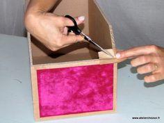Suivez la fiche créative de l'Atelier Chez Soi pour réaliser des casiers de rangement en carton de récupération, grâce à ce tutoriel gratuit. Variez les dimensions pour réaliser des casiers adaptés à vos étagères afin d'optimiser l'espace. Ces casier sont réalisés avec du carton ondulé de récupération, et décoré avec des chutes de papier népalais de couleur. Ce projet créatif est idéal pour prendre conscience du potentiel créatif du carton ondulé . Niveau : cette fiche est adaptée aux…