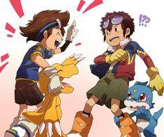 Taichi & Daisuke