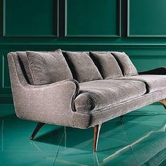 Vladimir Kagan, Venetian sofa, 1950s.