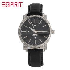 97.00$  Watch here - http://ali65j.worldwells.pw/go.php?t=32610065679 - ESPRIT ladies fashion belt Diamond Watch EL101912F01 97.00$