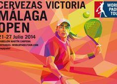 Kugan con el Cervezas Victoria Málaga Open 2014 - KUGANPADEL. #noticias #padel #WPT #WPTMalaga #WorldPadelTour