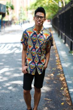 Outfit: Men's Printed Shirts All The Prints I... | Closet Freaks | Menswear & Personal Style