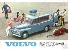 I own a 1967 Volvo 210 Duett. I've had it for thirty-eight years. Maybe it now owns me. If you don't know what a Volvo Duett looks like, pi...