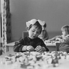 Photo series: Zofia Rydet - Little Man