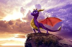 To own all of the Spyro games.