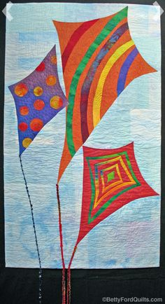 Betty Ford quilts