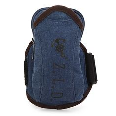 Men Women Canvas Sport Outdoor Phone Holder Small Arm Bag  Worldwide delivery. Original best quality product for 70% of it's real price. Hurry up, buying it is extra profitable, because we have good production sources. 1 day products dispatch from warehouse. Fast & reliable shipment...