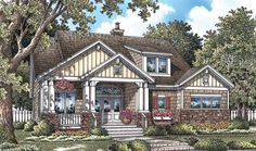 The Kirkwood House Plan Images - See Photos of Don Gardner House Plans