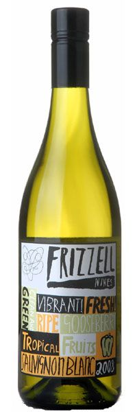 sweet wine labels by Dick Frizzell
