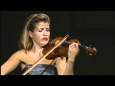 ▶ Beethoven.Violin.Sonata.No.5.Op24.Spring.[Anne.Sophie.Mutter.Lambert.Orkis] - YouTube