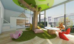 Detské izby   RULES Architekti
