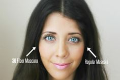 Younique Mascara, I'm seeing this everywhere. I'm not sure I like the kind of clumpy look I'm seeing but I love that length. 3d Fiber Mascara, 3d Fiber Lashes, 3d Fiber Lash Mascara, Mascara Tips, How To Apply Mascara, Applying Mascara, Mascara Younique, Younique Presenter, Lash Extension Kit
